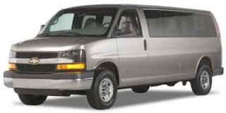 2004 Chevrolet Express Passenger Photo