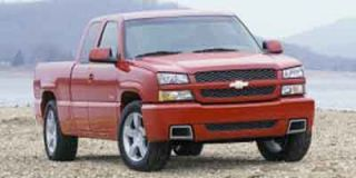 2004 Chevrolet Silverado SS Photo