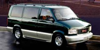 2004 GMC Safari Passenger Photo