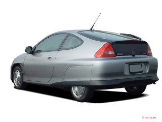 2004 Honda Insight Photo