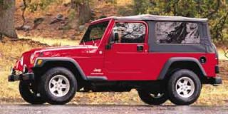 2004 Jeep Wrangler Photo