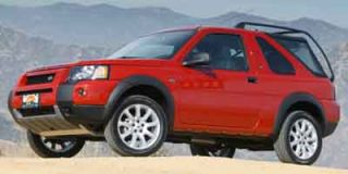 2004 Land Rover Freelander Photo