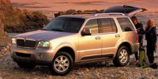 2004 Lincoln Aviator Photo