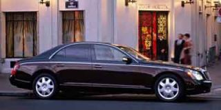 2004 Maybach 57 Photo