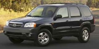 2004 Mazda Tribute Photo