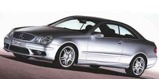 2004 Mercedes-Benz CLK Class Photo