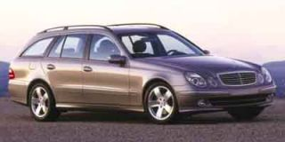 2004 Mercedes-Benz E Class Photo