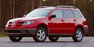 2004 Mitsubishi Outlander Photo