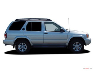 2004 Nissan Pathfinder Armada Photo