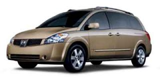 2004 Nissan Quest Photo
