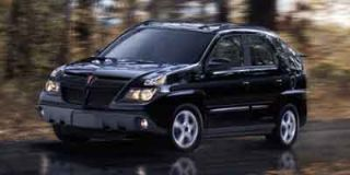 2004 Pontiac Aztek Photo