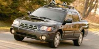 2004 Subaru Baja Photo
