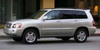 2004 Toyota Highlander Photo