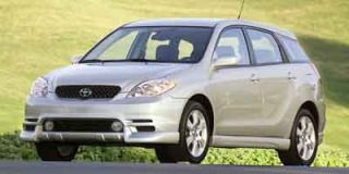 2004 Toyota Matrix Photo
