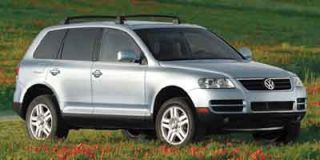 2004 Volkswagen Touareg Photo