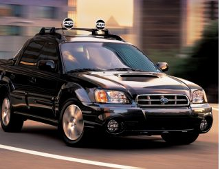 2004 Subaru Baja (Natl) Photo