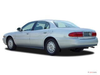2005 Buick Lesabre Page 1 Review The Car Connection