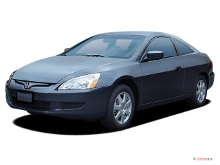 2005 Honda Accord Coupe Photo