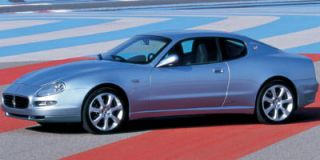 2005 Maserati Coupe Photo