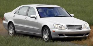 2005 Mercedes-Benz S Class Photo