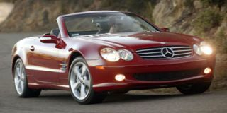 2005 Mercedes-Benz SL Class Photo