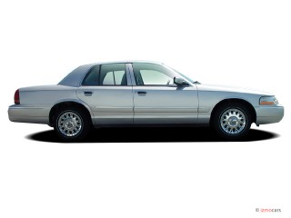 2005 Mercury Grand Marquis Photo