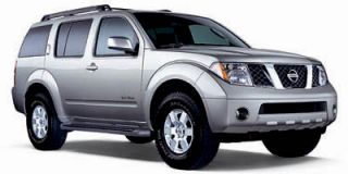 2005 Nissan Pathfinder Photo