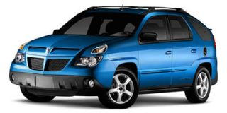 2005 Pontiac Aztek Photo