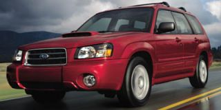 2005 Subaru Forester (Natl) Photo