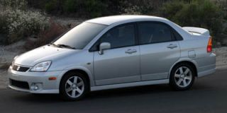 2005 Suzuki Aerio Photo