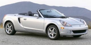 2005 Toyota MR2 Spyder Photo