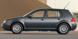 2005 Volkswagen Golf Photo