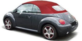 2005 Volkswagen New Beetle Convertible Photo