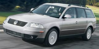2005 Volkswagen Passat Wagon Photo