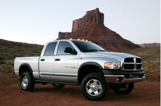 2005 Dodge Ram Wagon Photo