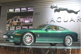 2005 Jaguar XK Photo