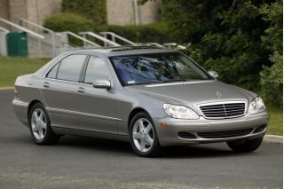 2005 mercedes benz s class page 1 review the car connection for 2005 mercedes benz s430