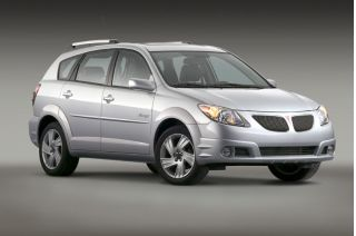 2005 Pontiac Vibe Reviews and Ratings - The Car Connection