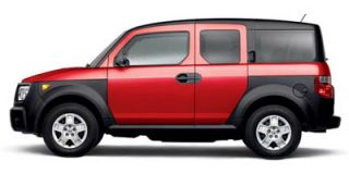 2006 Honda Element Photo