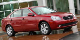 2006 Kia Optima Photo