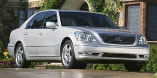 2006 Lexus LS 430 Photo