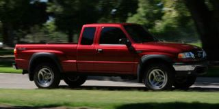 2006 Mazda B-Series 2WD Truck Photo