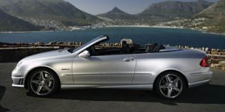 2006 Mercedes-Benz CLK Class Photo