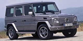 2006 Mercedes-Benz G Class Photo