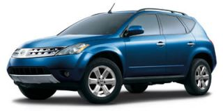 2006 NISSAN MURANO - OWNERS MANUAL