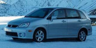 2006 Suzuki Aerio Photo