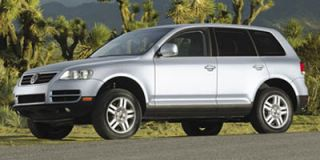 2006 Volkswagen Touareg Photo