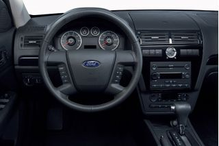 Ford Fusion Review Ratings Specs Prices And Photos The - 2006 fusion