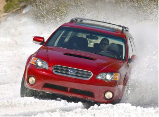 2006 Subaru Legacy Outback (Natl) Photo