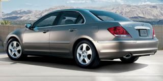 2007 Acura RL Photo